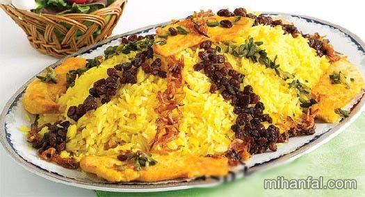 طرز تهیه سوتی پلو (غذای تبریزی ها)