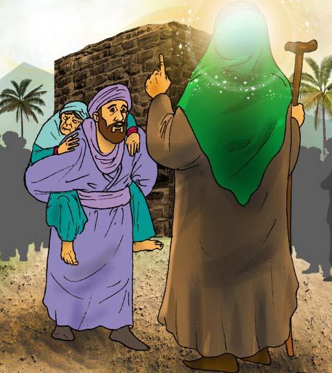 عملی که بهتر از یک سال جهاد در جبهه جنگ است!