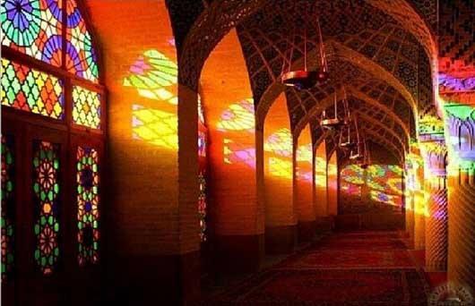 نمایی زیبا از نادیده های ایران