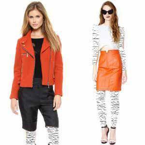 لباس های زیبا و جذاب پاییزه 2015