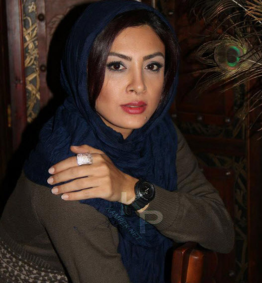 بیوگرافی حدیثه تهرانی بازیگر معراجی ها + عکس