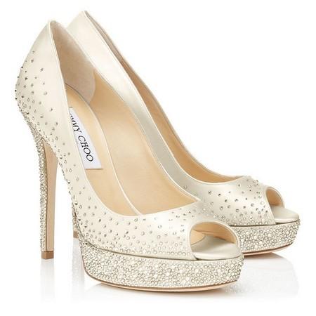 مدل های بسیار جذاب از کفش عروس 2015