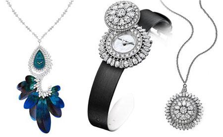 ساعت های بسیار شیک زنانه از برند Harry Winston