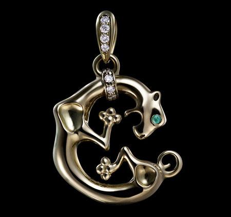 تصاویری از مدل جواهرات برند Dashi