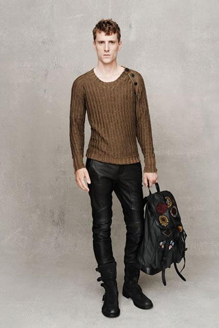لباس های زمستانی بسیار جذاب مردانه 2014