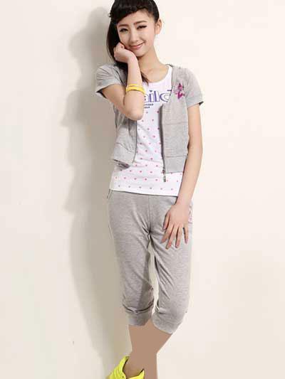 اسپرت ترین مدل لباس دخترانه 2015