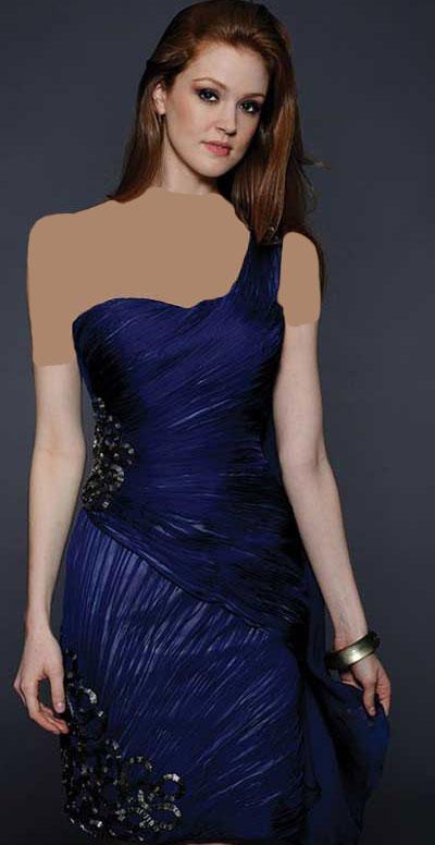 کوتاه ترین مدل لباس مجلسی دخترانه 2015
