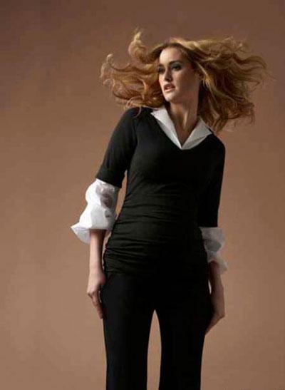 مدل لباس مجلسی ویژه خانم های باردار