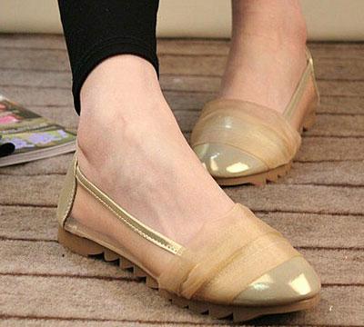مدل کفش عروسکی شیک دخترانه