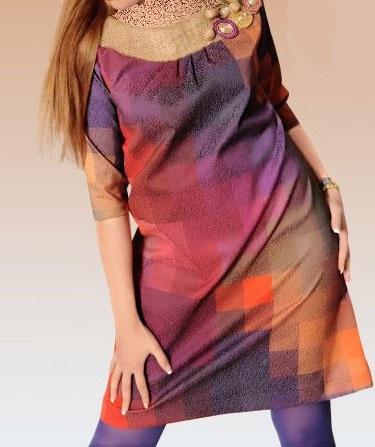 پاییزی ترین مدل لباس دخترانه فشن