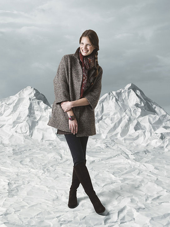 زیباترین مدل لباس زمستانی دخترانه و زنانه
