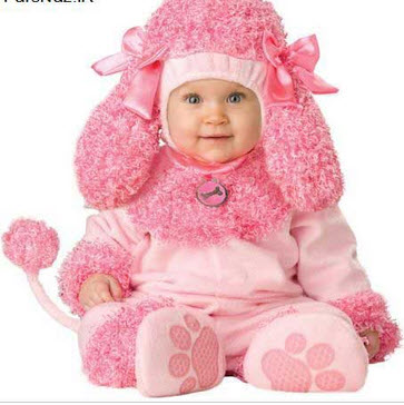 مدل لباس کودکانه ویژه جشن های مهد