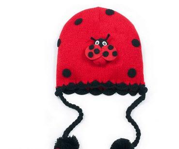 جذابترین مدل کلاه و شال گردن بچگانه