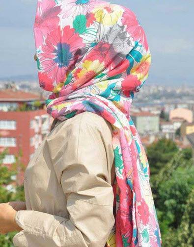 مدل شال و روسری از برندهای معروف