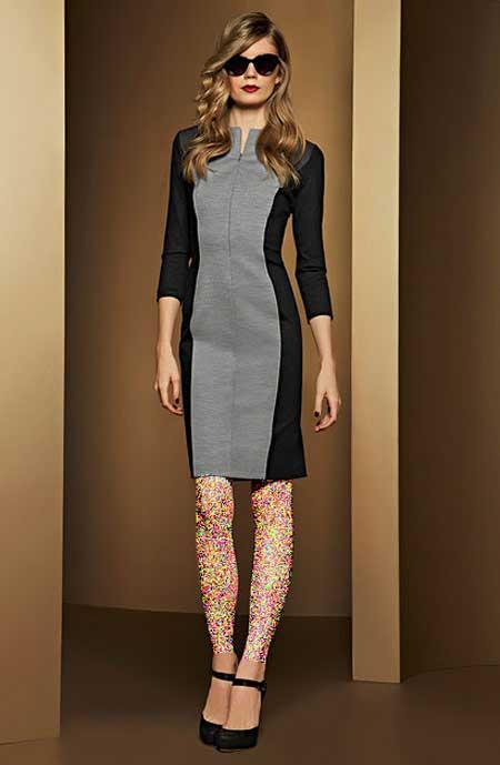 لباس زمستانی جذاب از برند Escada