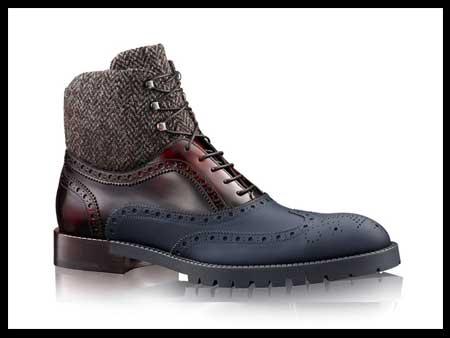 مدل کفش های زمستانی مردانه ویژه زمستان 2015