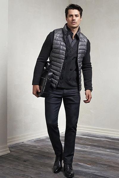 مدل های بسیار جذاب از ست زمستانی مردانه