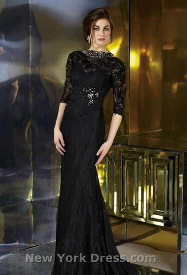 مدل لباس مجلسی گیپور 2015