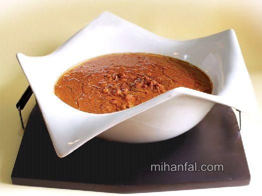 طرز تهیه باقلا فسنجان (غذای محلی گیلان)