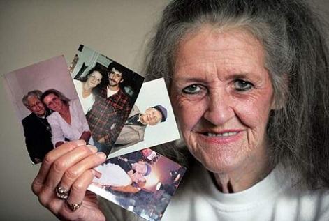 زنی که 23 بار ازدواج کرده است +عکس