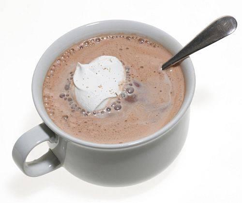 خواص شکلات داغ