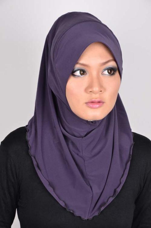 سهتم عدالت زیباترین مدل مقنعه حجاب دار