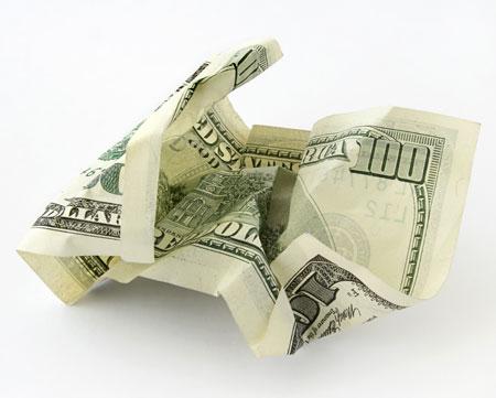 داستان آموزنده: صد دلاری