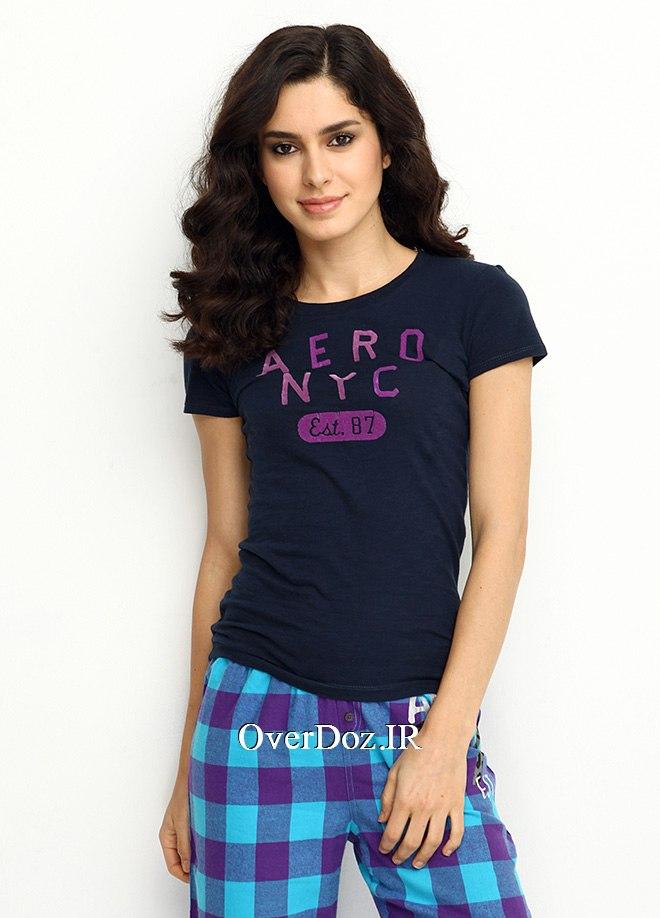 مدل لباس اسپرت و راحتی دخترانه