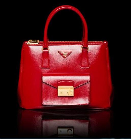 کیف های دستی اسپرت زنانه از برند پرادا