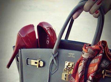 مدل زیبا از کیف دستی جذاب دخترانه