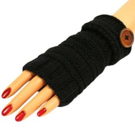 مدل جدید از دستکش بدون انگشت
