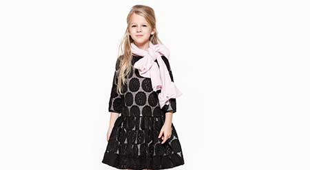 مدل لباس جذاب دختر بچه ها 2014
