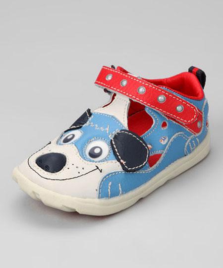 مدل های جذاب از کفش های نوزادی