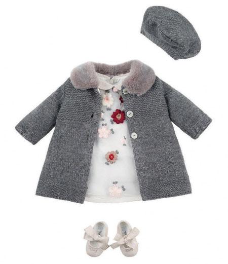 لباس جذاب کودکانه از برند Simonetta
