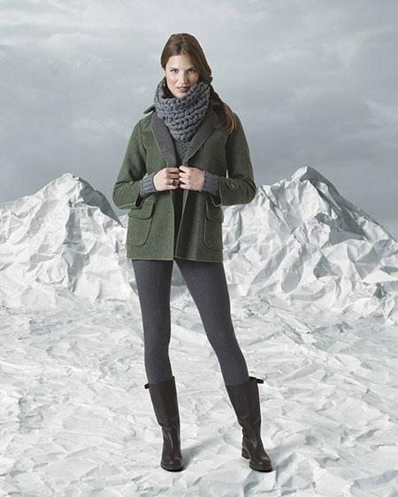 مدل لباس زمستانی اسپرت دخترانه برند Fedeli