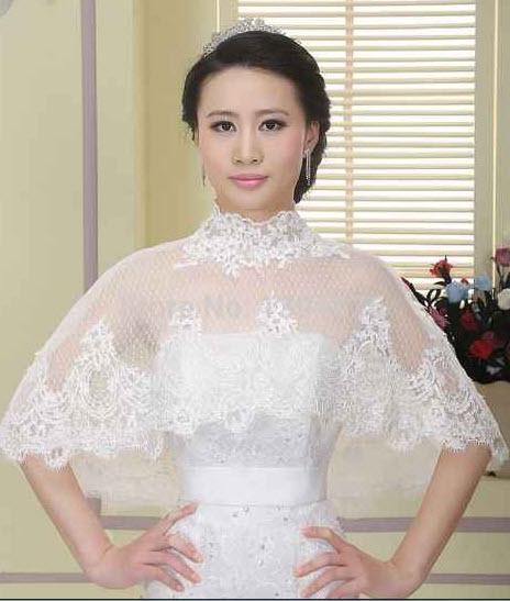 مدل زیبا از شنل عروس