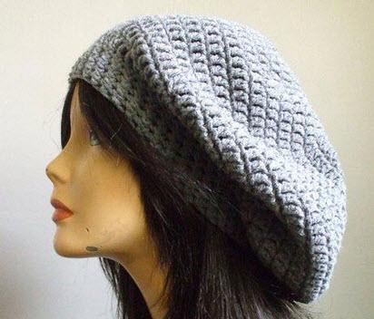 مدل های فانتزی از کلاه بافتنی دخترانه