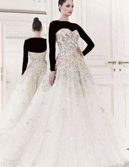 لباس جذاب عروس ایرانی و خارجی