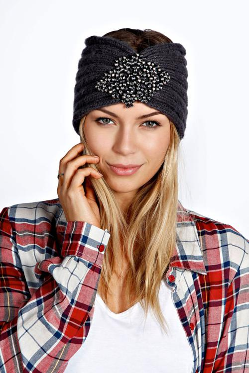 مدل متنوع از کلاه زمستانی 2015 دخترانه