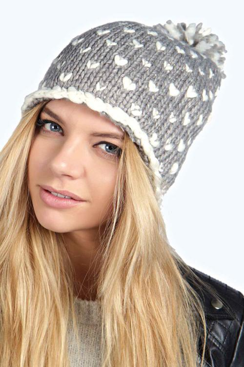 کلاه زمستانی دخترانه شیک