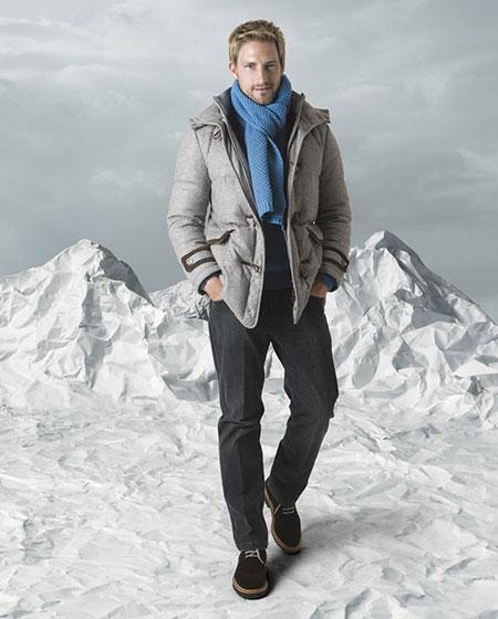 زیباترین مدل لباس پاییزی مردانه برند Fedeli