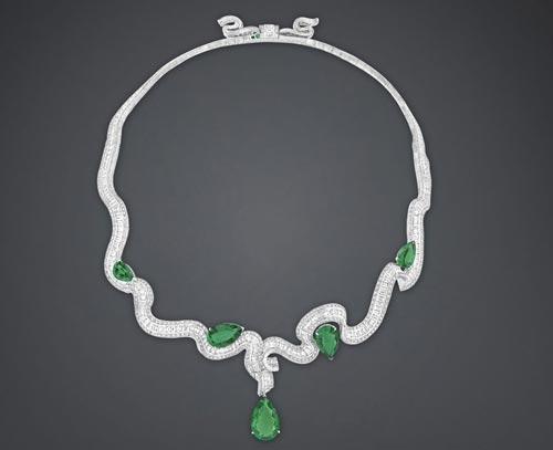 جواهرات شیک و زیبا از برند Dior