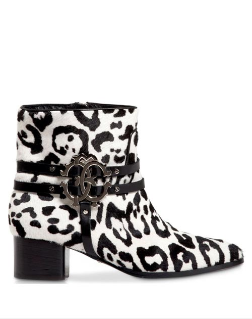 مدل های زیبا از کیف و کفش برند Roberto Cavalli