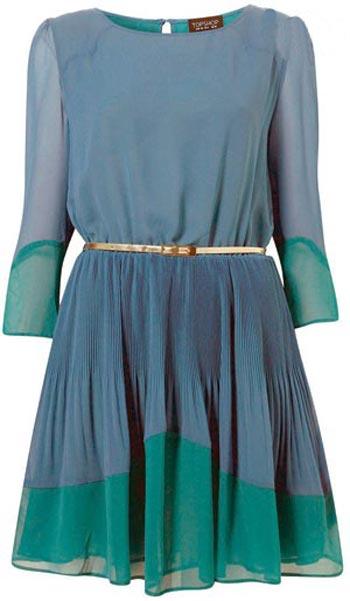 رنگ لباس پاییز 2015