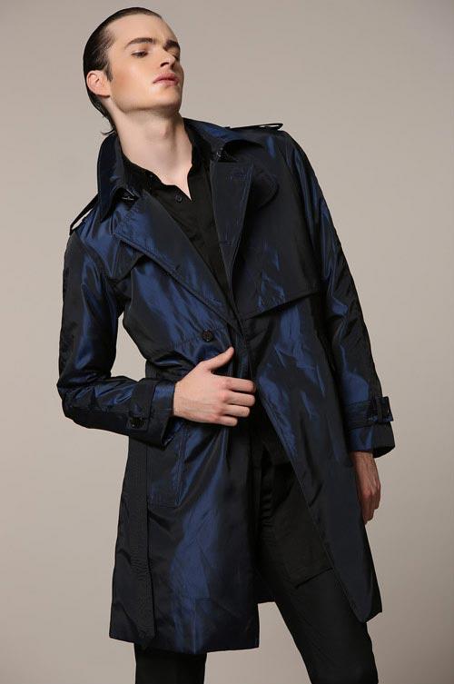 مدل لباس زمستانی و پاییزی مردانه برند Dozoh