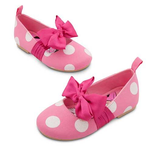 کفش های زیبا و ناز بچگانه صورتی