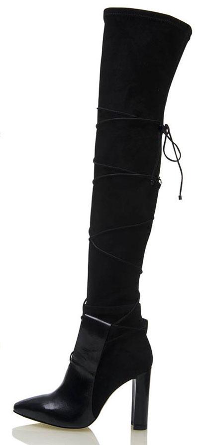 برترین مدل پوتین ساق بلند از مجله مد