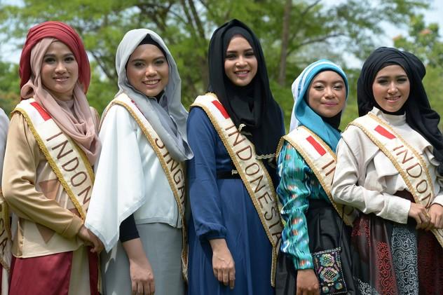 ملکه زیبایی در اندونزی