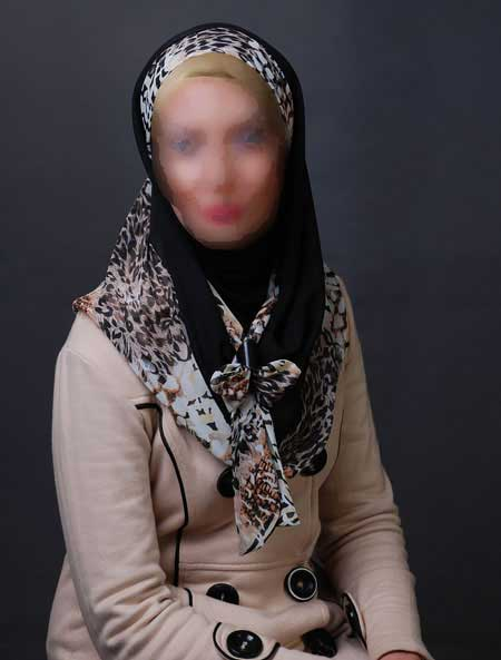 مدل مقنعه حجاب زنانه