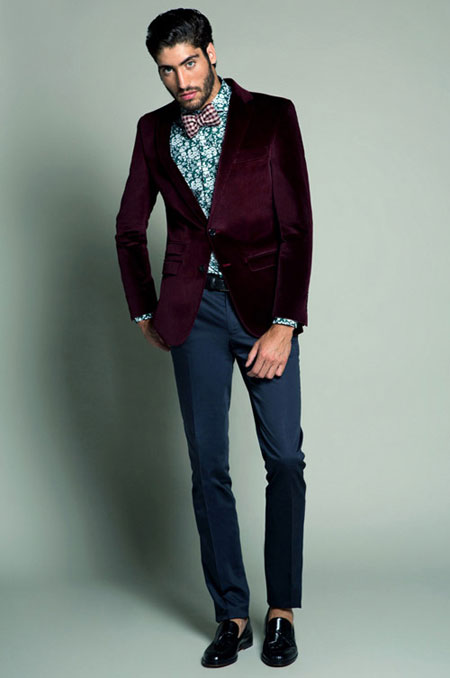 لباس مردانه بسیار شیک از برند El Burgues